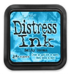 Ranger Tim Holtz® Distress Ink Pad - Salty Ocean